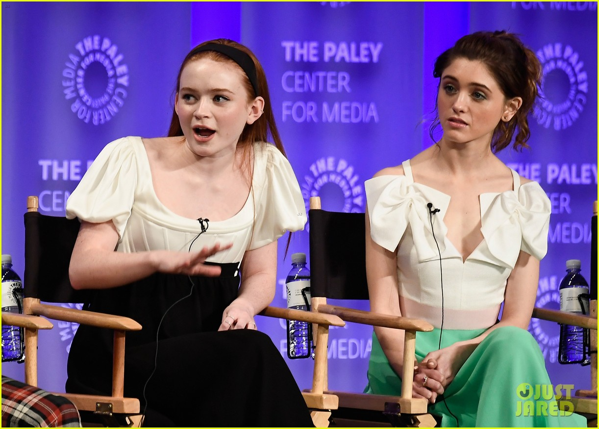 stranger things paleyfest panel 384056177