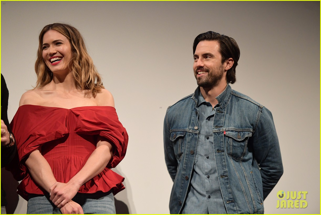 milo ventimiglia mandy moore and justin hartley bring this is us to sxsw 224049808