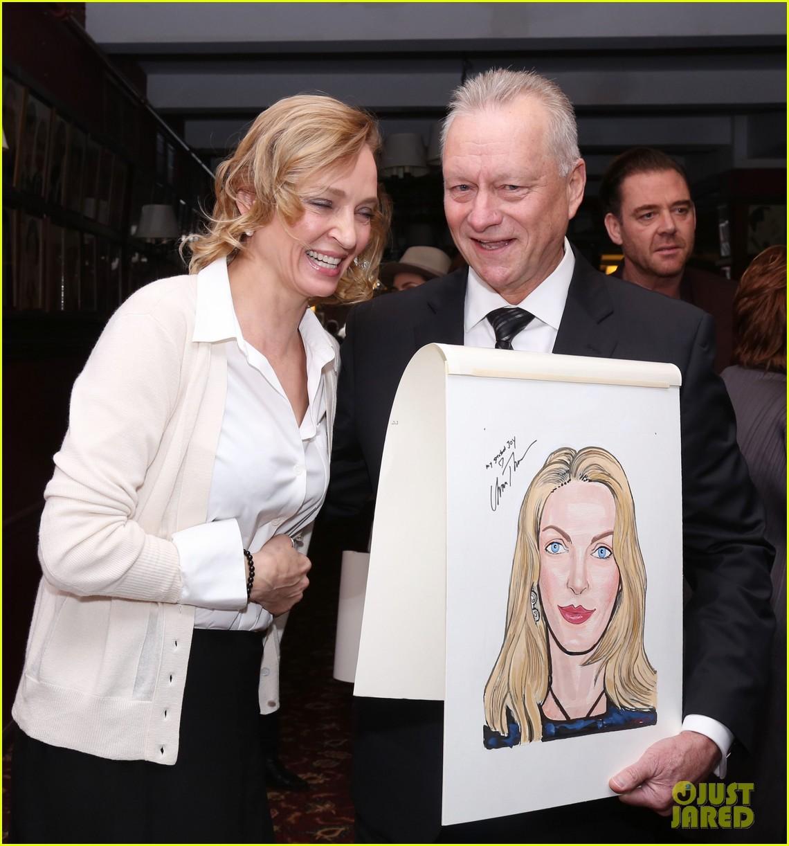 uma thurman the parisian woman cast receive sardis portraits 104041422