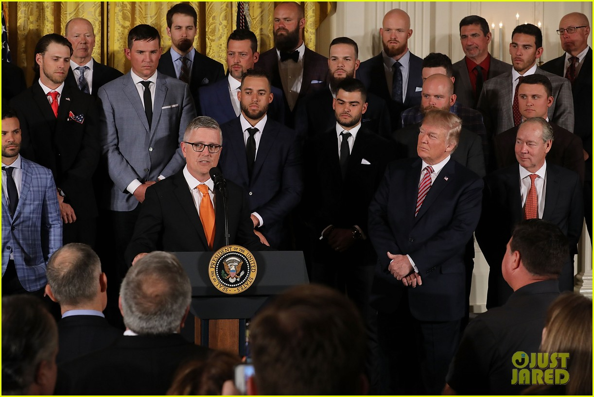86ffca8da These 3 Baseball Stars Did Not Attend Astros  White House World Series Visit