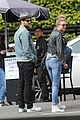 emily vancamp josh bowman couple up for lunch in los feliz 08