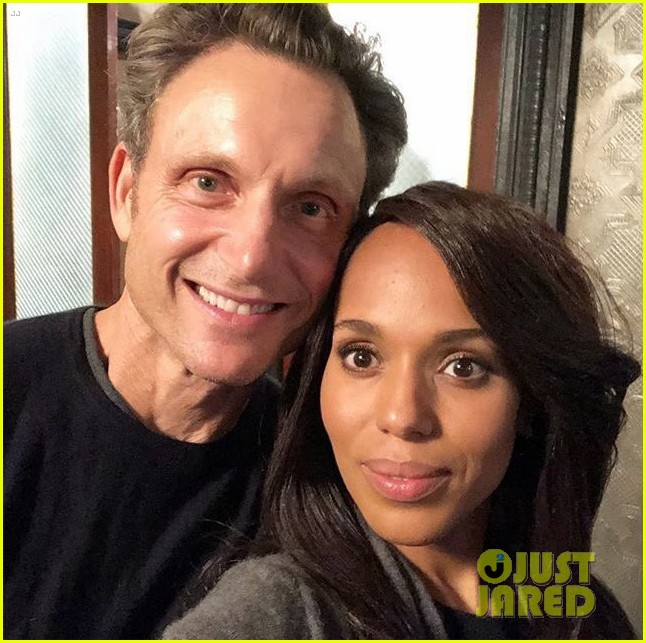kerry washington co stars share tributes after wrapping production of scandal 014052195