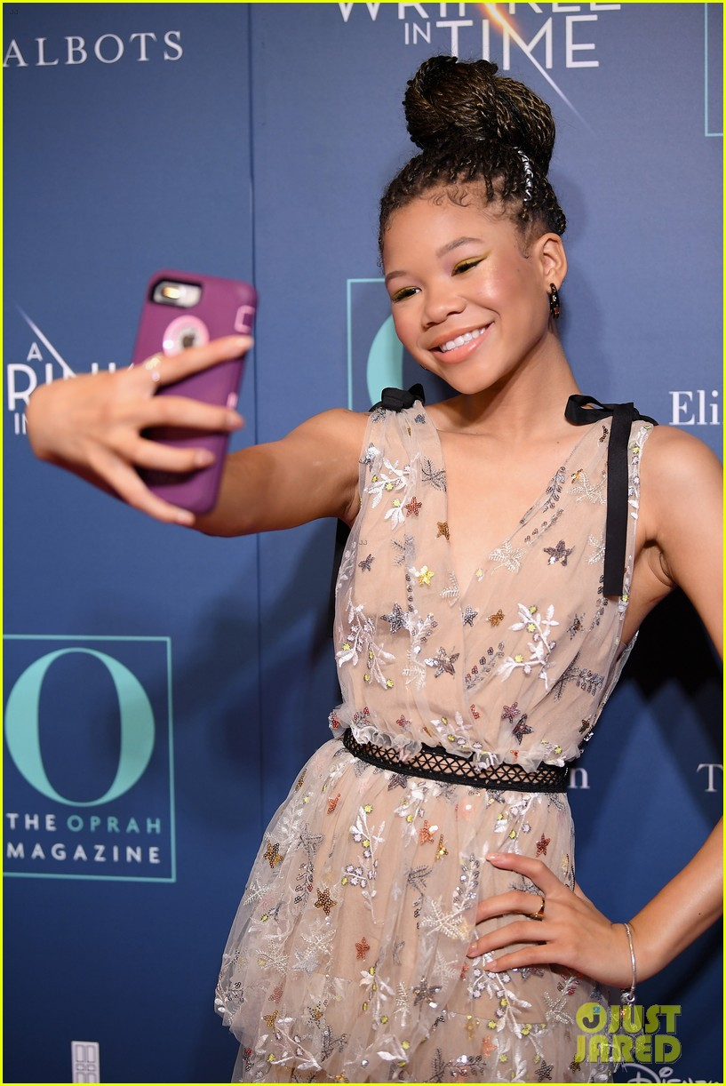 reese witherspoon storm reid dance it out oprah magazines wrinkle in time screening2 024047545