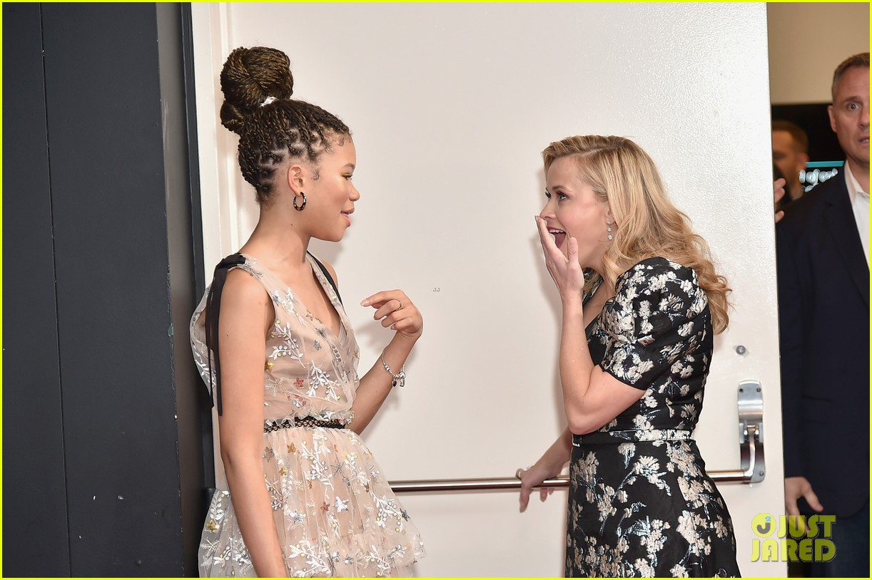 reese witherspoon storm reid dance it out oprah magazines wrinkle in time screening2 104047553