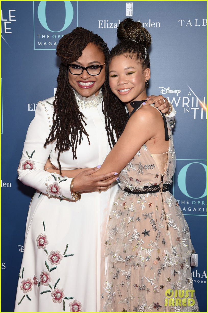 reese witherspoon storm reid dance it out oprah magazines wrinkle in time screening2 194047562