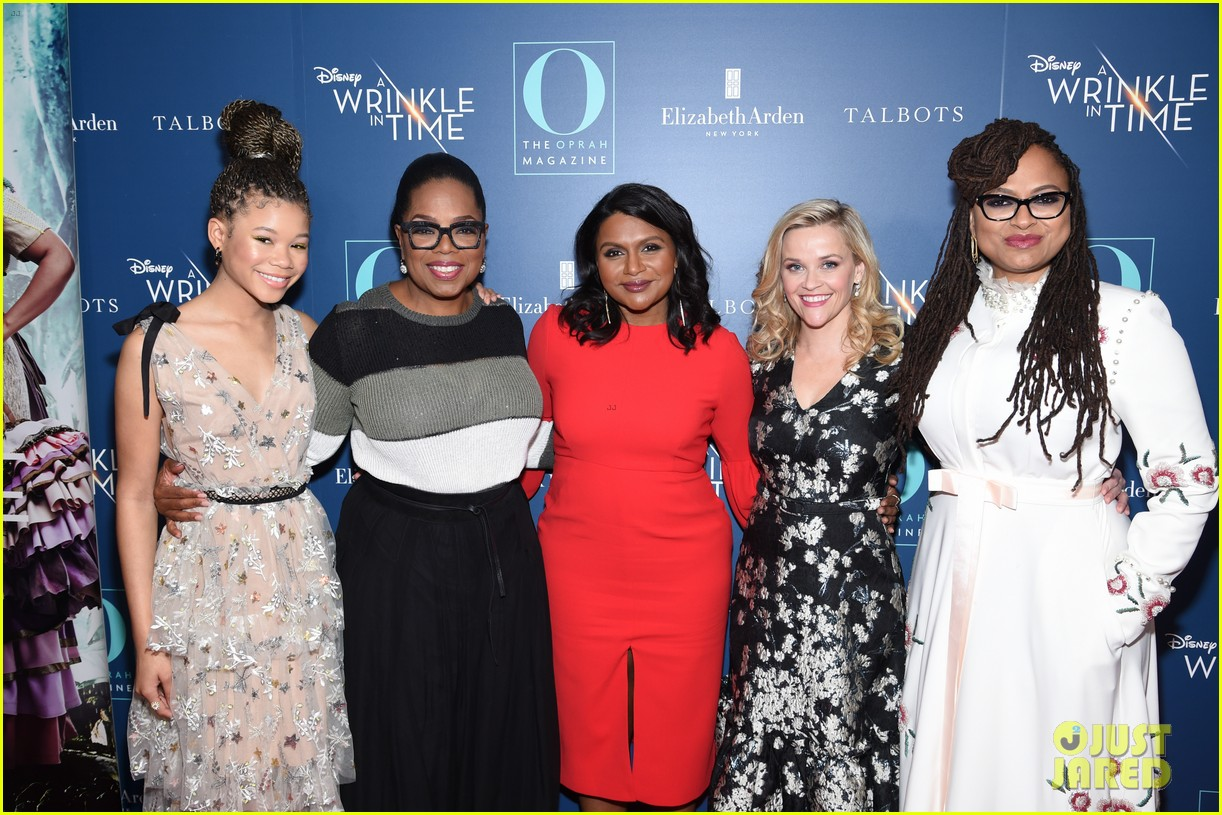 reese witherspoon storm reid dance it out oprah magazines wrinkle in time screening2 254047568