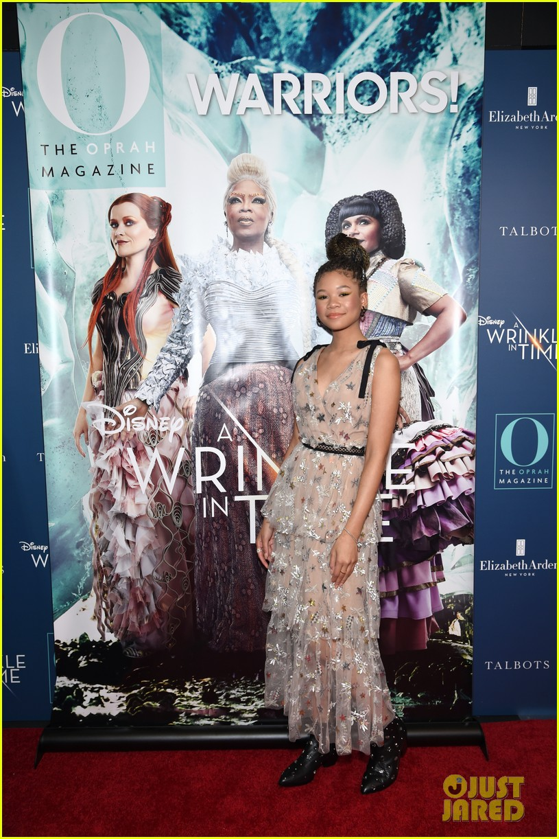 reese witherspoon storm reid dance it out oprah magazines wrinkle in time screening2 284047571
