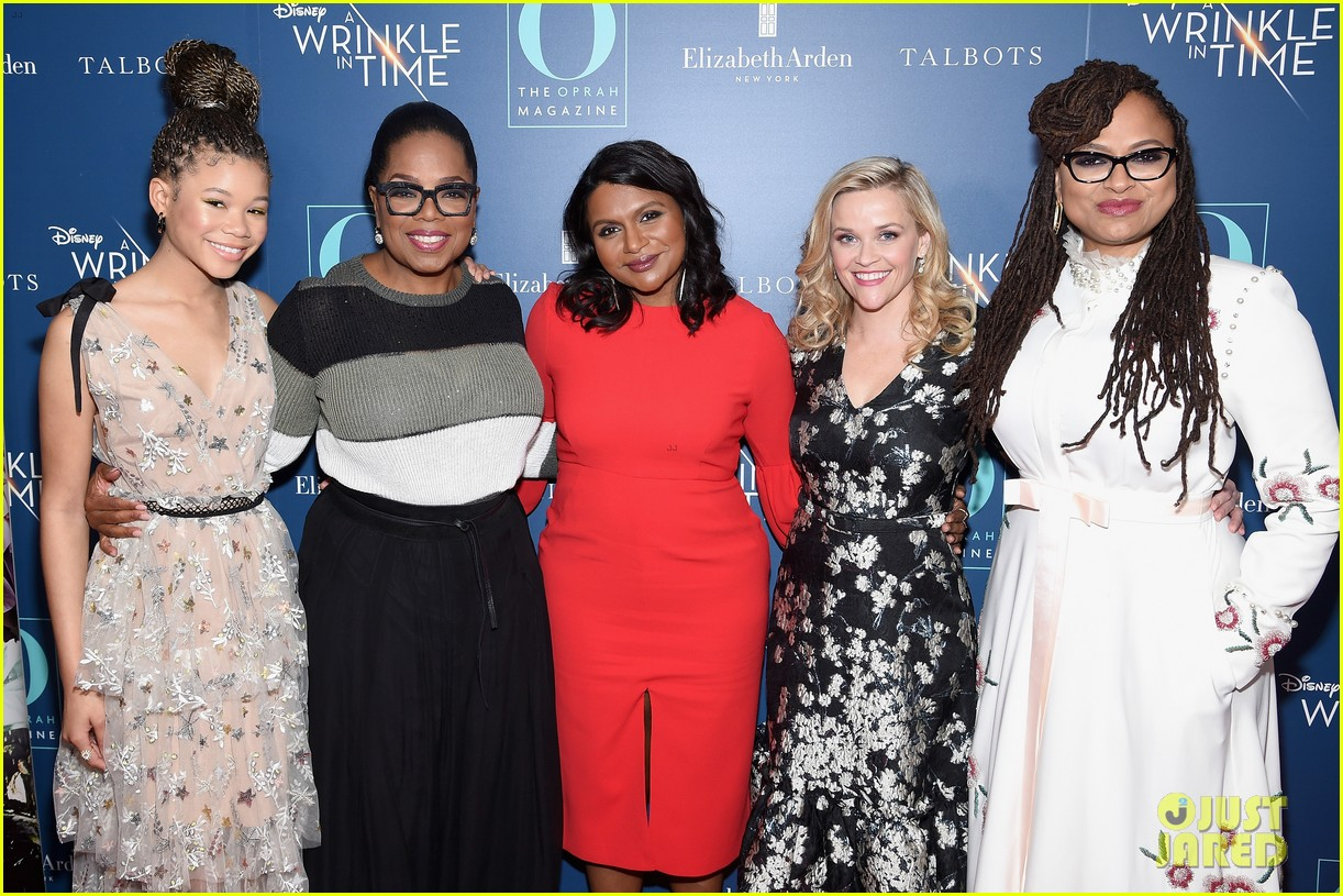 reese witherspoon storm reid dance it out oprah magazines wrinkle in time screening2 314047574