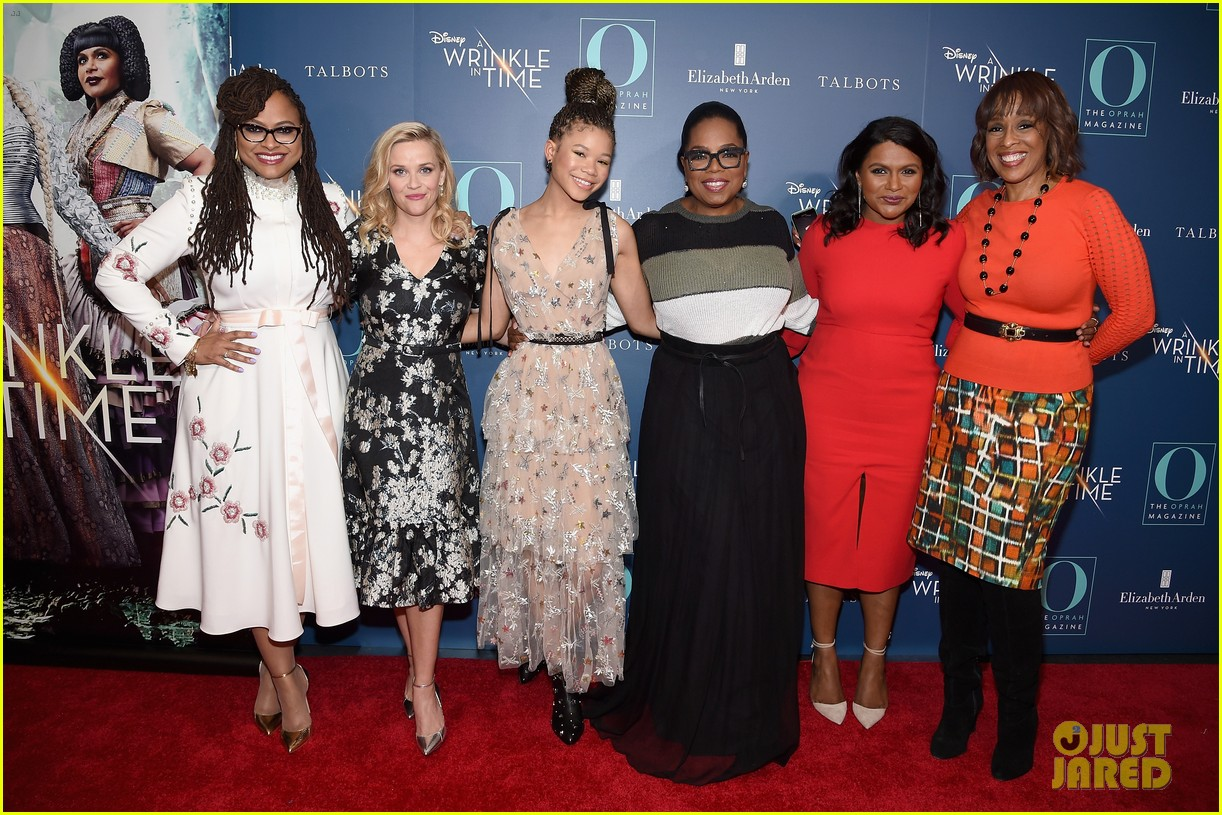 reese witherspoon storm reid dance it out oprah magazines wrinkle in time screening2 364047579