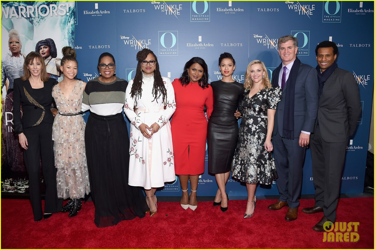reese witherspoon storm reid dance it out oprah magazines wrinkle in time screening2 414047584