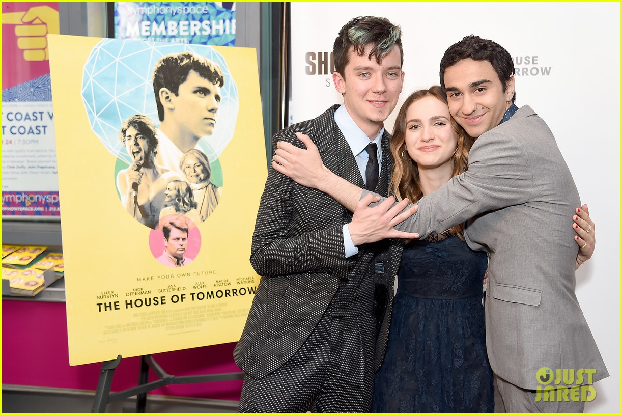 jalex woff asa butterfield premiere house of tomorrow nyc 044066805