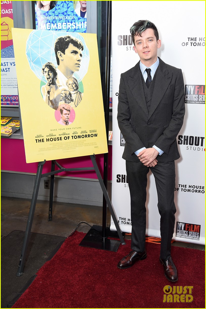 jalex woff asa butterfield premiere house of tomorrow nyc 054066806