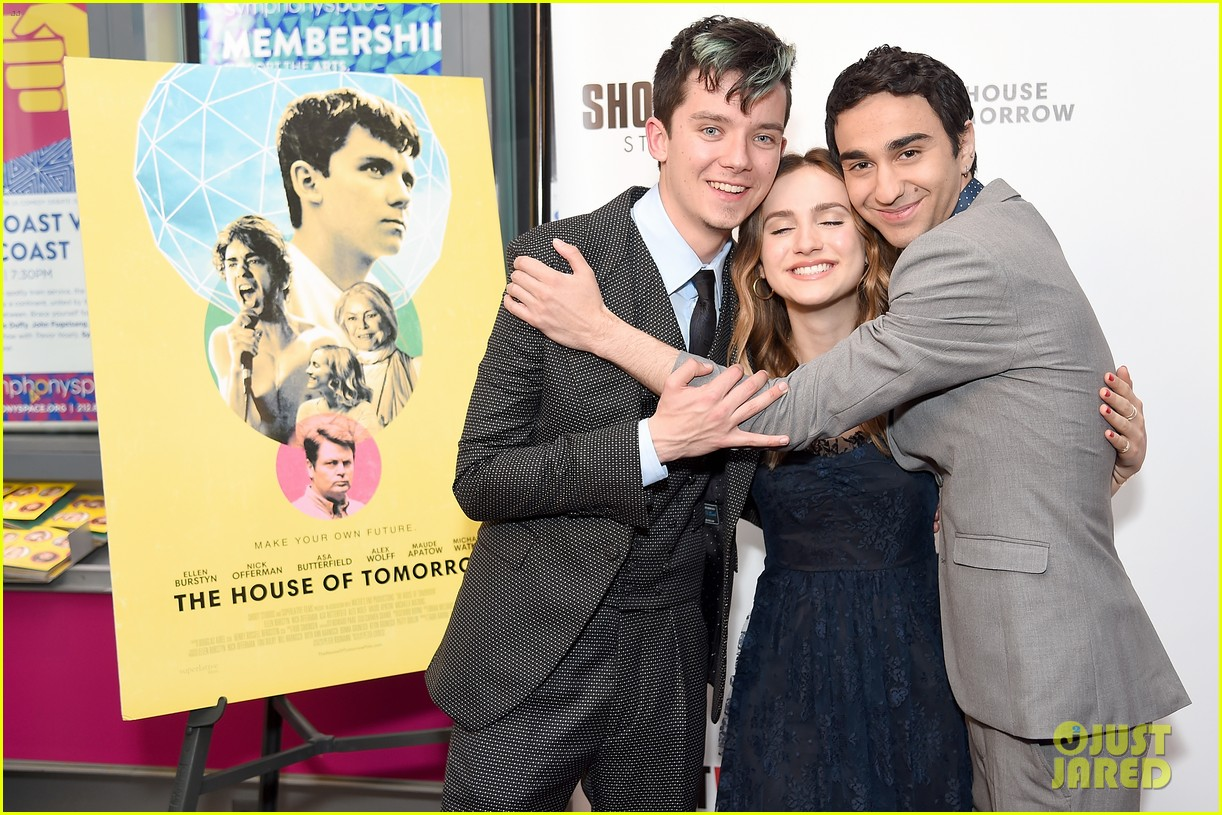 jalex woff asa butterfield premiere house of tomorrow nyc 074066808