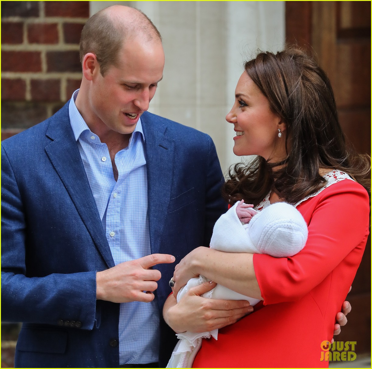 Prince Louis Arthur Charles: Kate Middleton & Prince