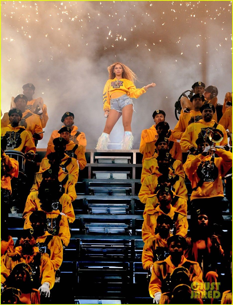 Beyonce S Coachella 2018 Set List Revealed Every Song