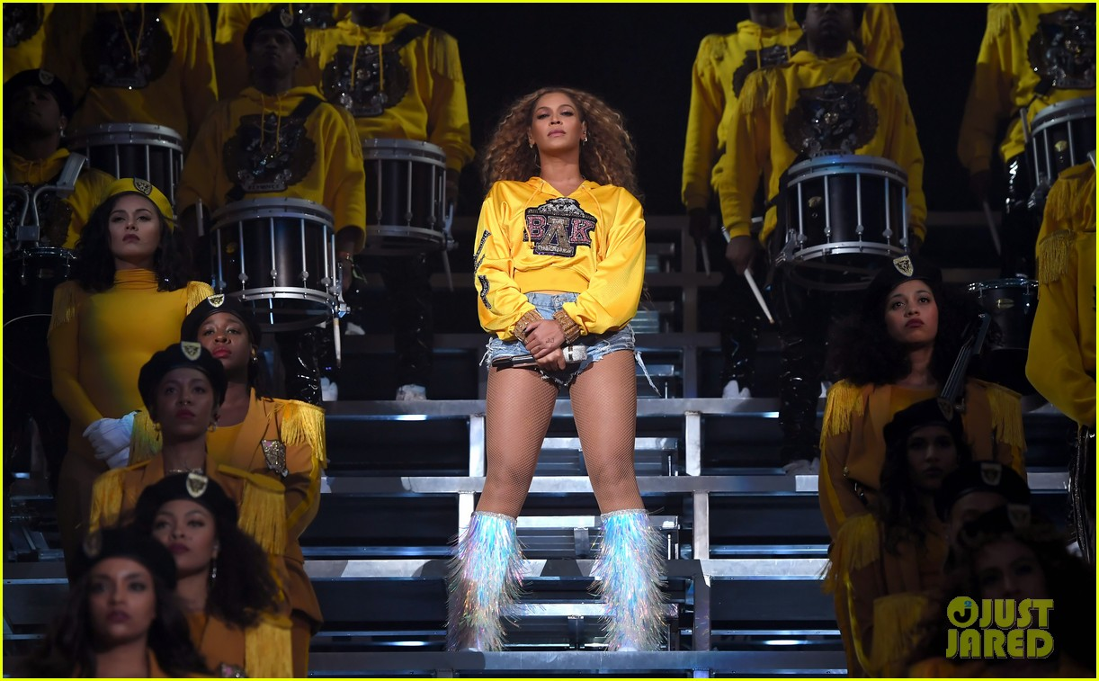 Beyonce's Coachella 2018 Set List Revealed - Every Song ...