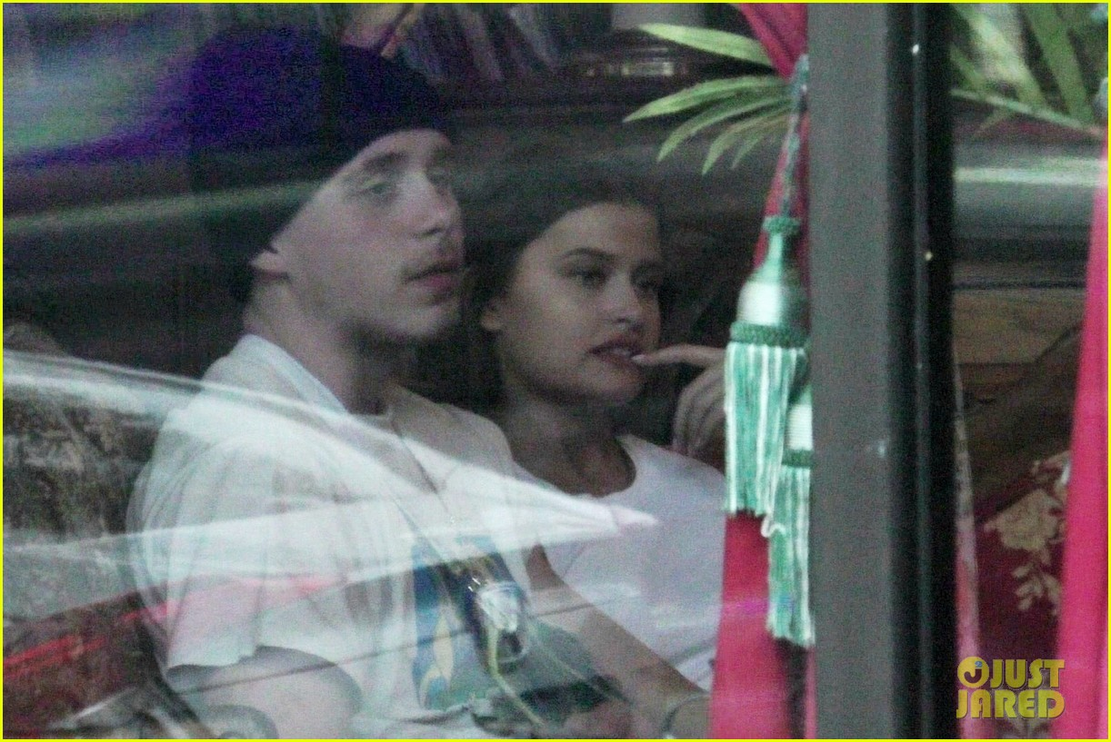 Brooklyn Beckham Packs On Pda With Playboy Model Lexi Wood