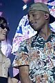camila cabello and pharrell williams perform sangria wine at her la concert 07