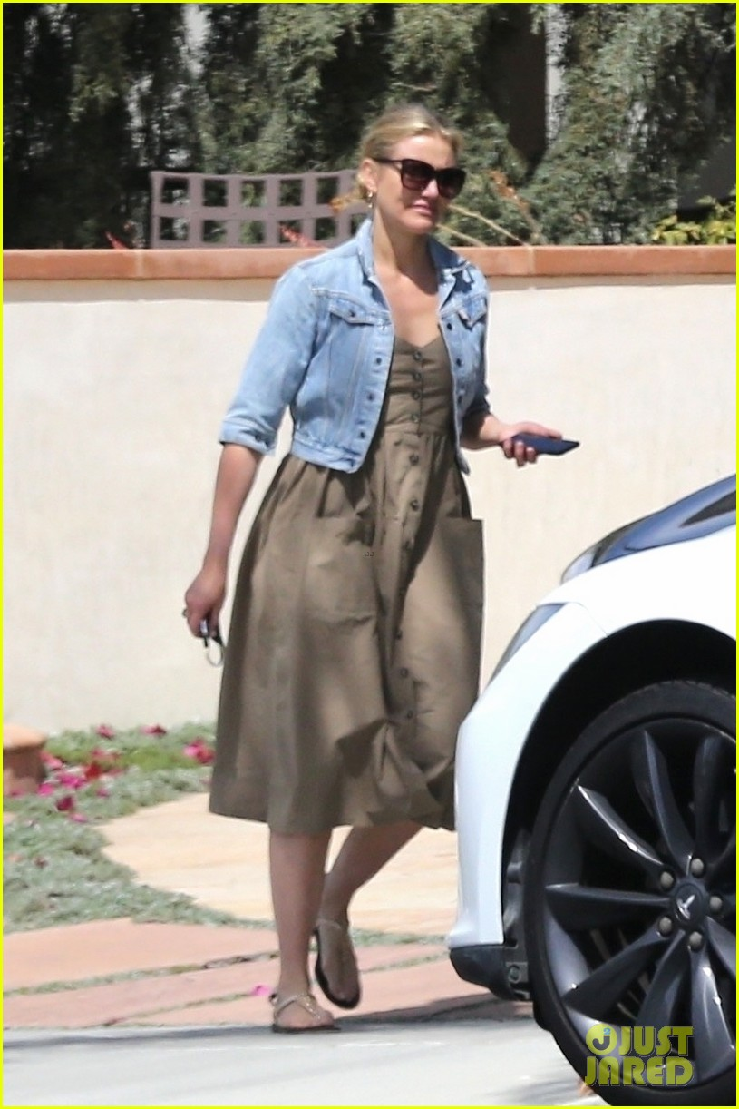 cameron diaz benji madden mom april  2018 024065642