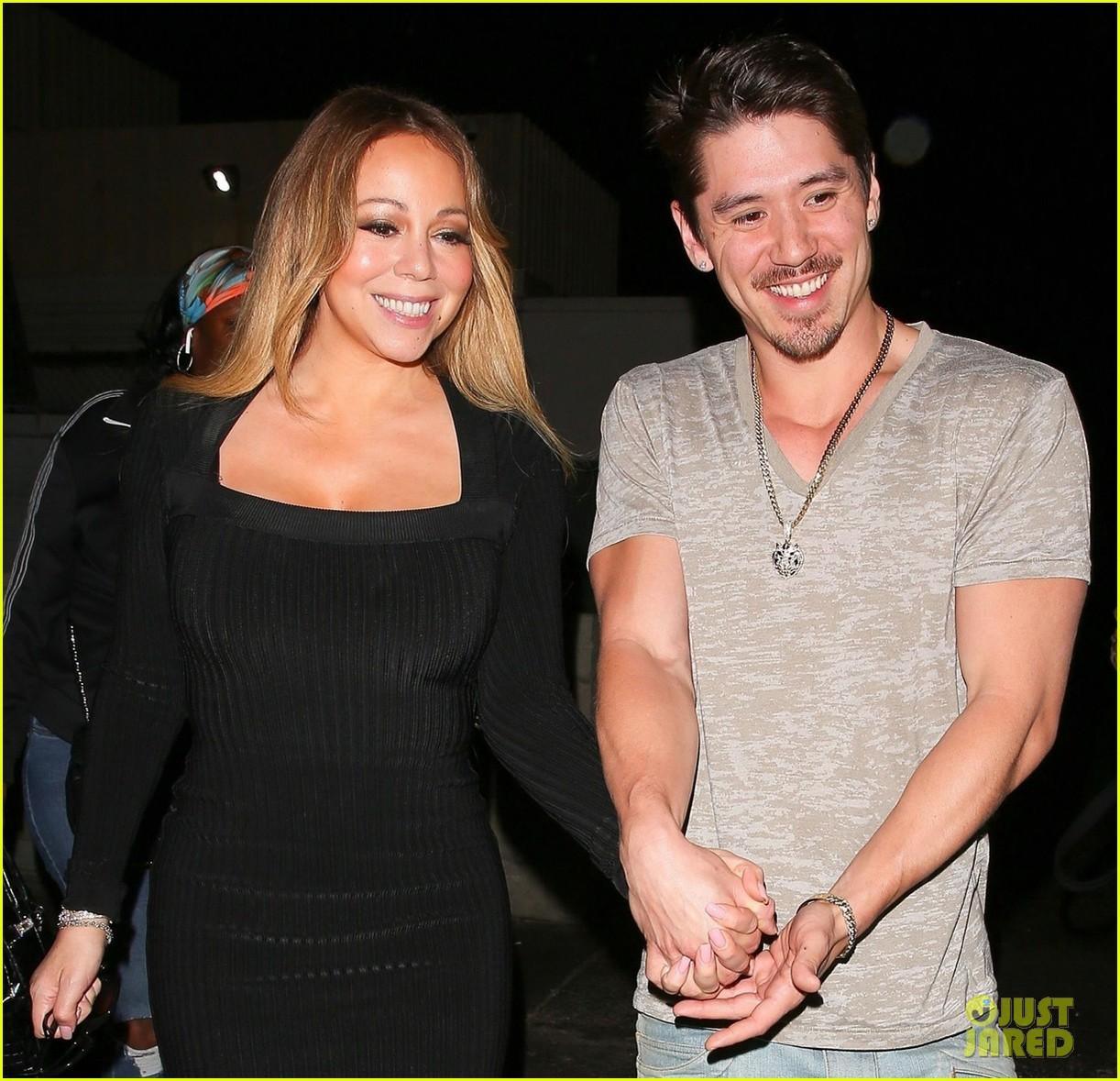 mariah carey and boyfriend bryan tanaka look smitten on their date night 024072223