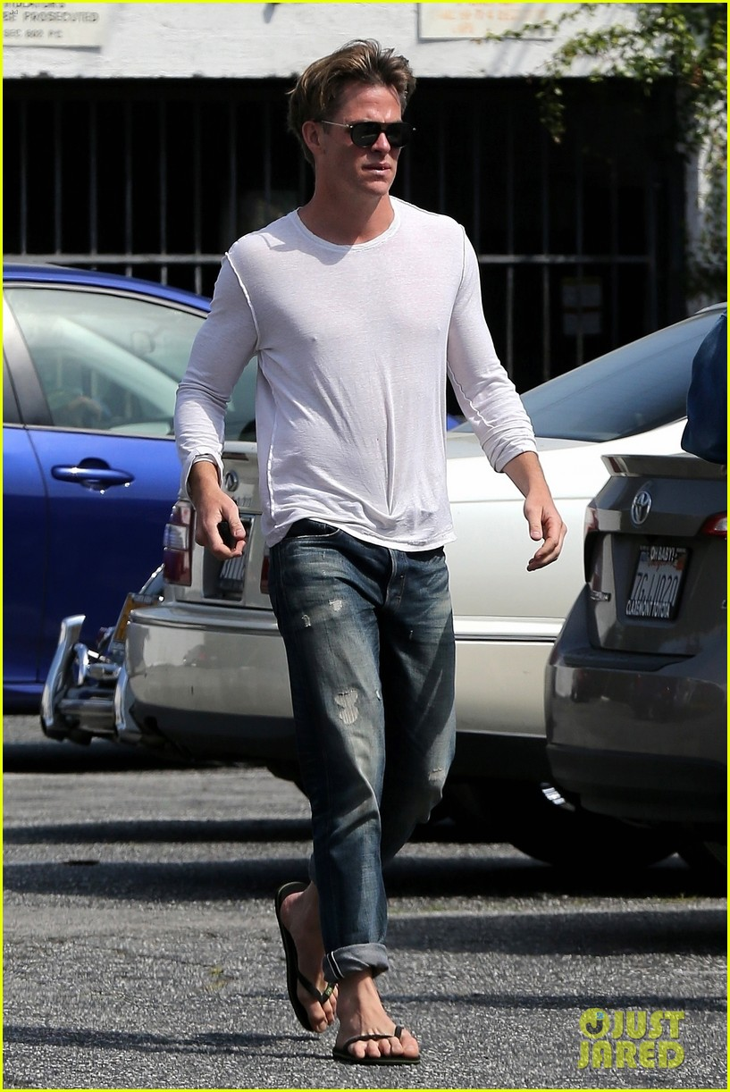 chris pine lunch la april 2018 014060094