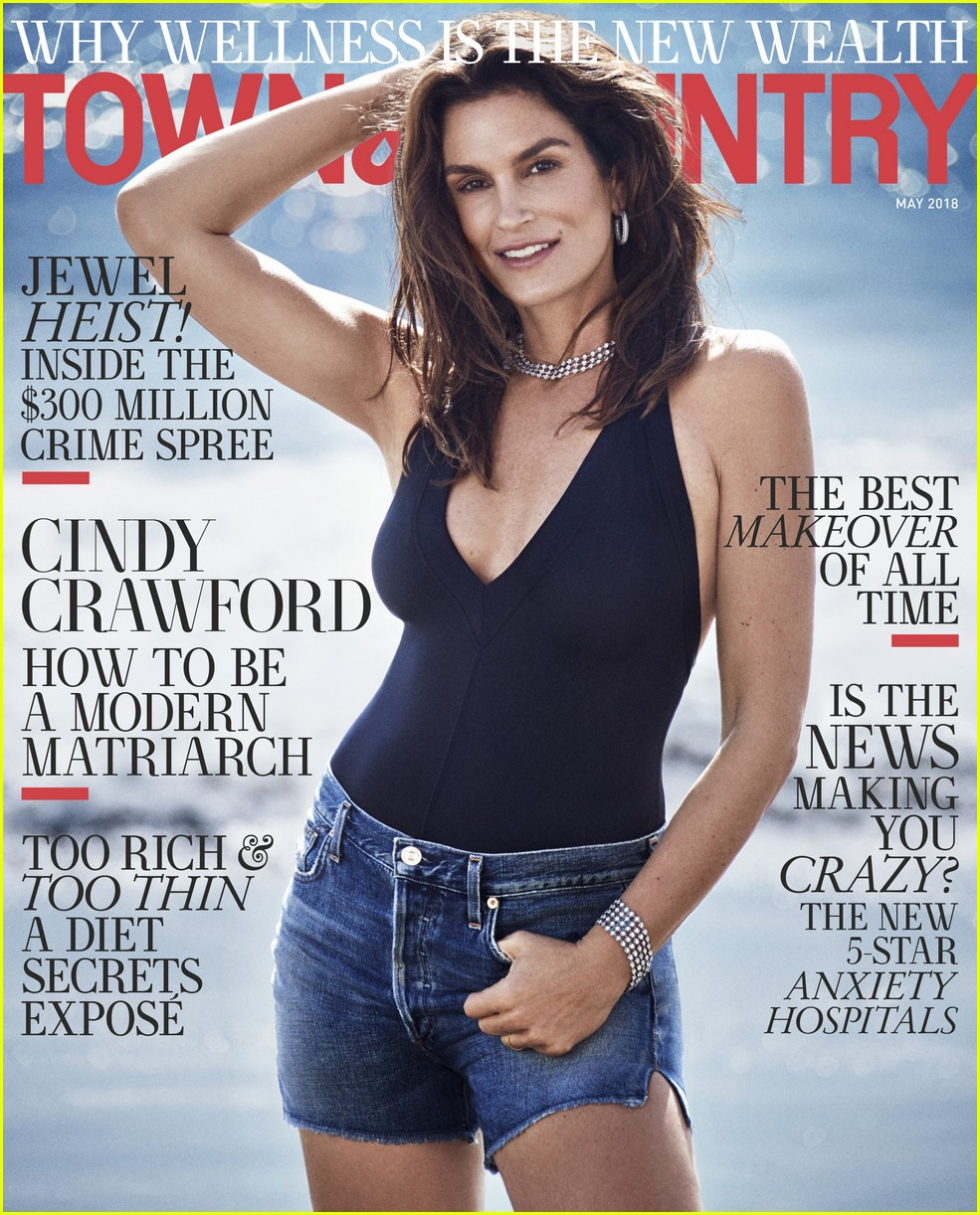cindy crawford town country 014059853