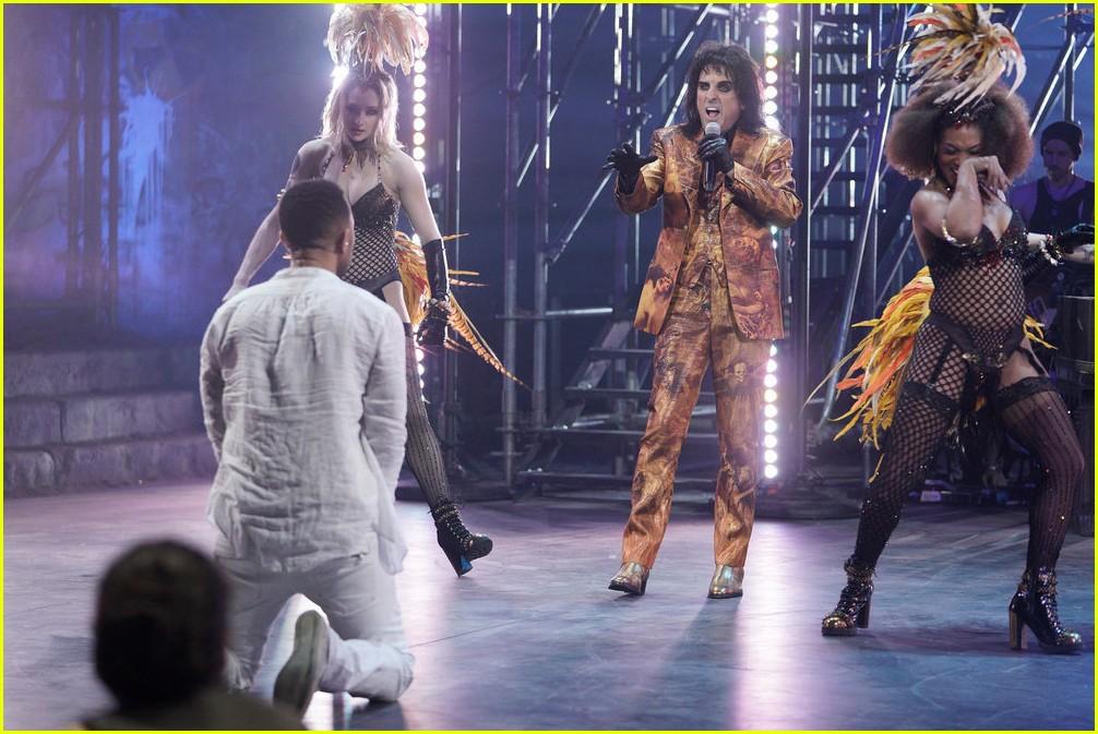 Watch Alice Cooper Sing 'King Herod's Song' in 'Jesus Christ Superstar Live'
