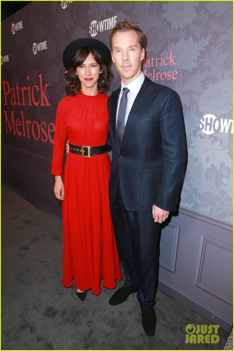 benedict cumberbatch allison step out for patrick melrose premiere 124072353