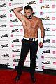 tony dovolani shirtless chippendales 01