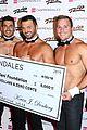 tony dovolani shirtless chippendales 13