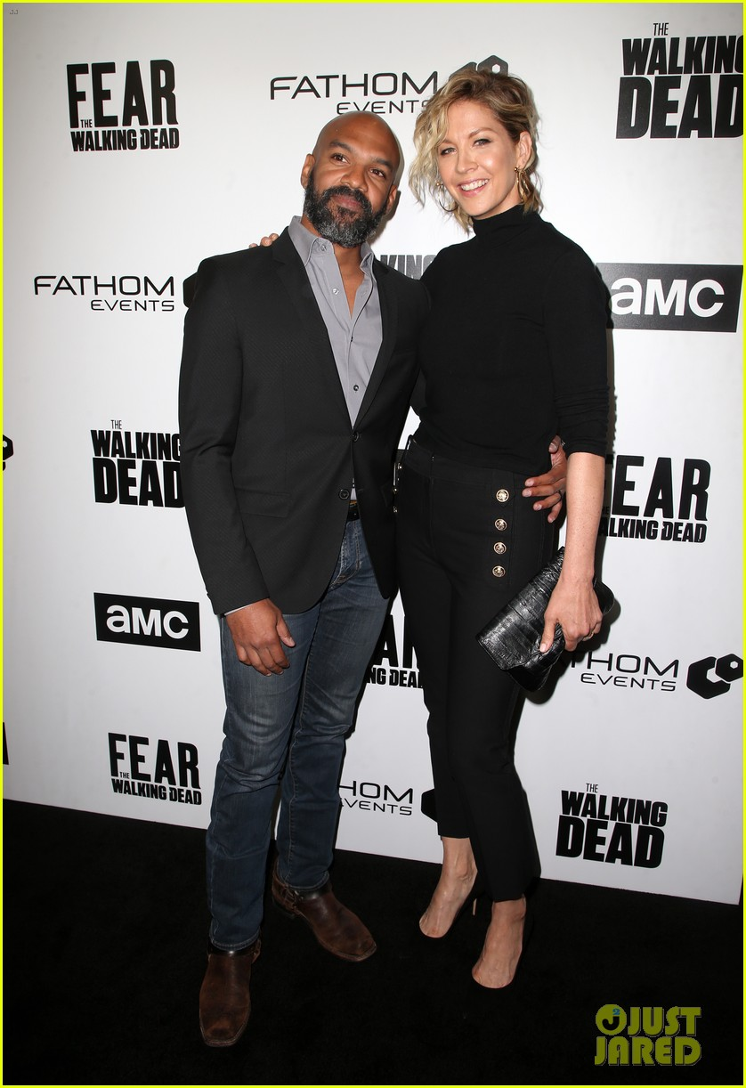 jenna elfman maggie grace more join forces at the walking deads survival sunday 014065805
