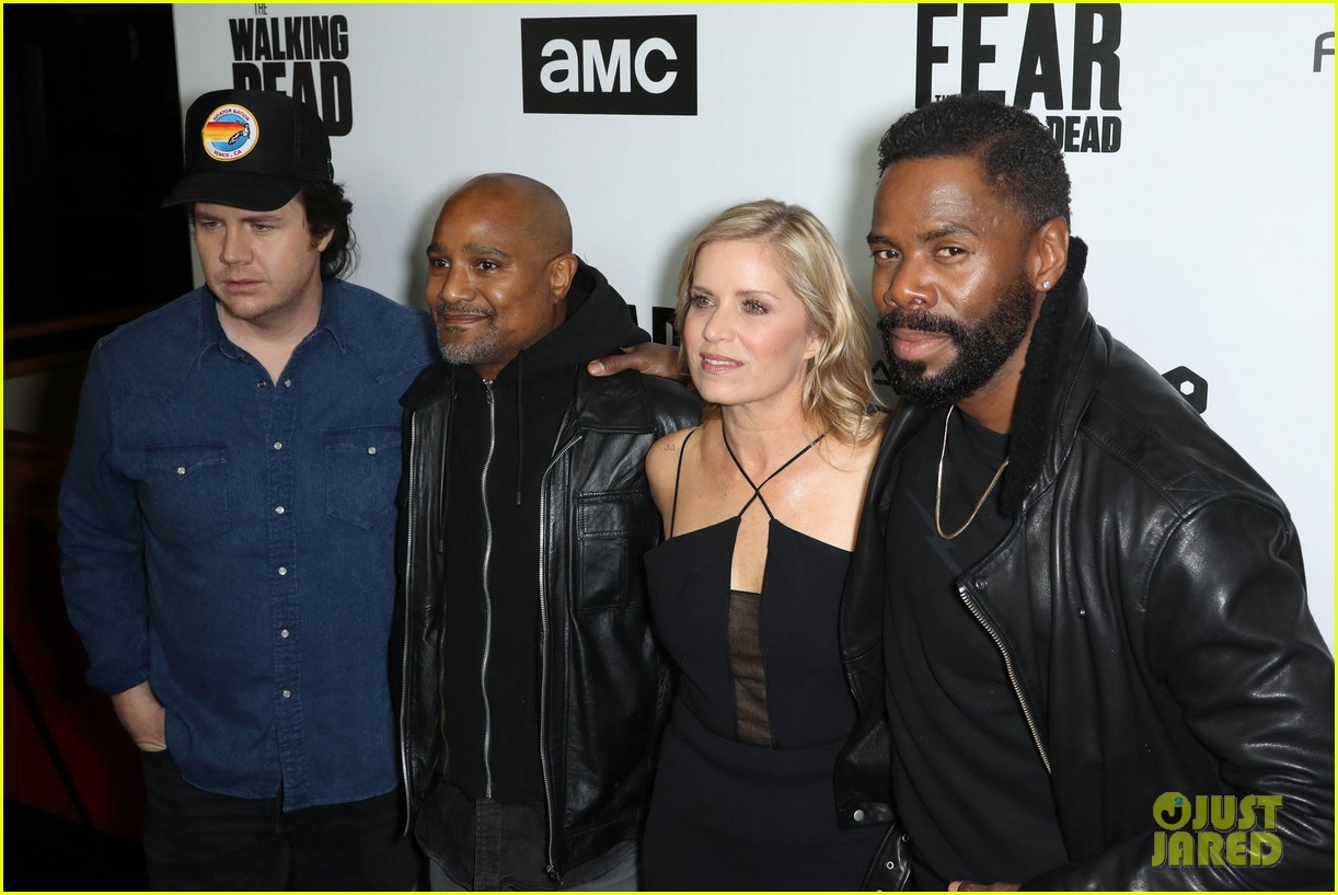 jenna elfman maggie grace more join forces at the walking deads survival sunday 054065809