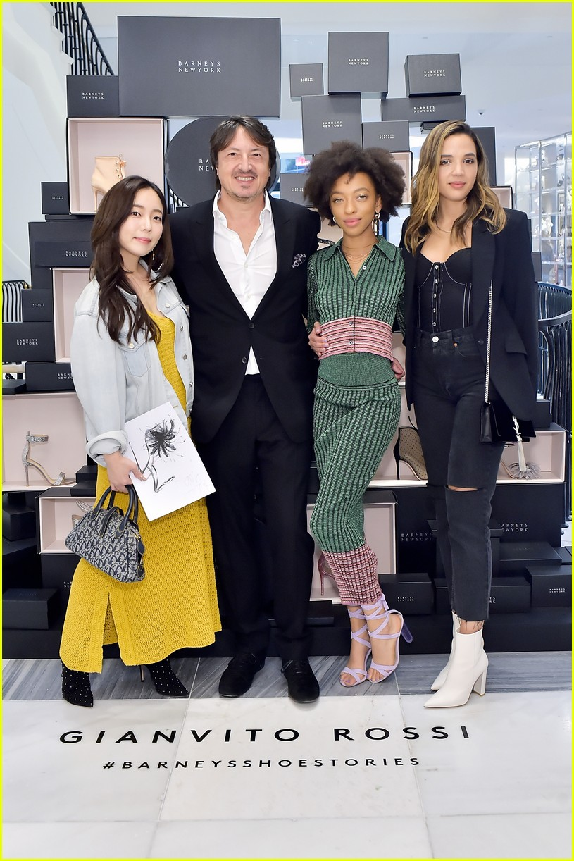 georgie flores barneys new york april 2018 00 34060444