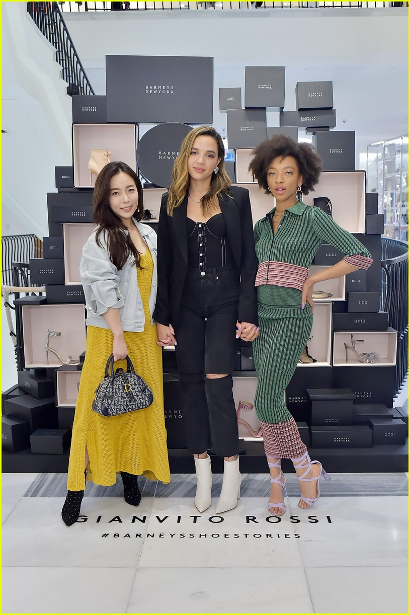 georgie flores barneys new york april 2018 00 44060445