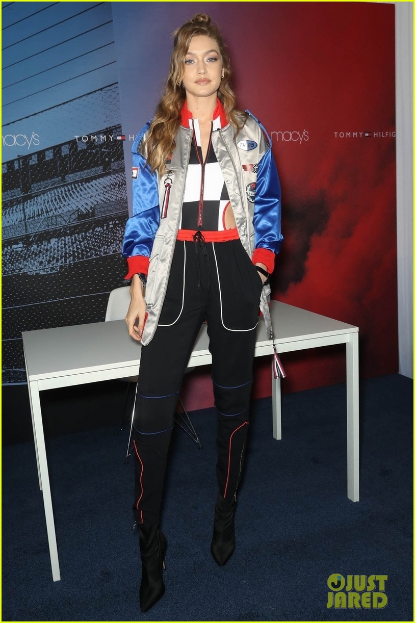 c80586be0599c Gigi Hadid Dishes on Designing a Watch For Her Tommy Hilfiger Collection