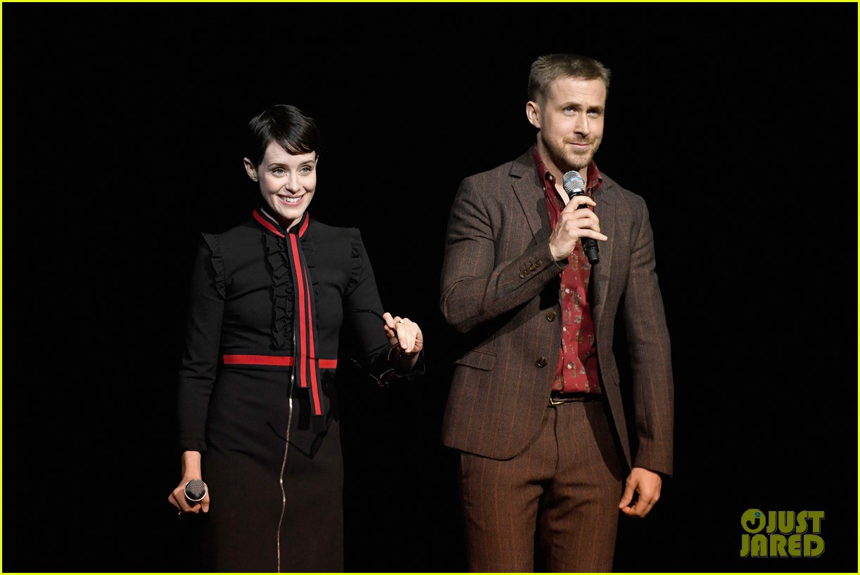 ryan gosling claire foy and damien chazelle talk first man at cinemacon 2018 024072272