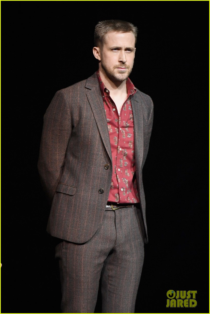 ryan gosling claire foy and damien chazelle talk first man at cinemacon 2018 164072286