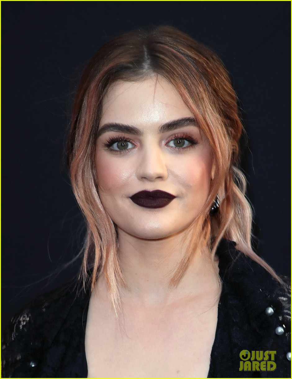 lucy hale tyler posey truth or dare premiere 124063758