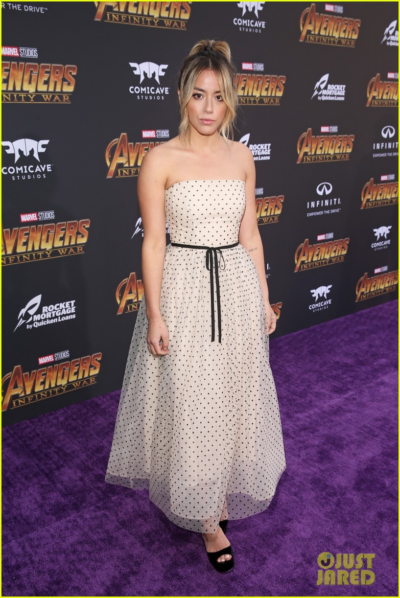 luke hemsworth supports brother chris at avengers infinity war global premiere 164071337