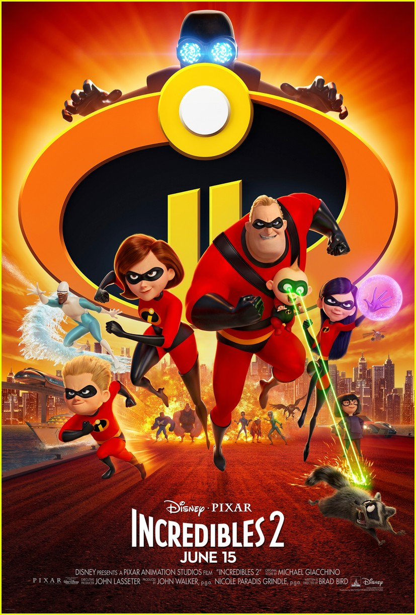 the incredibles 2 drops brand new trailer watch now 024063886