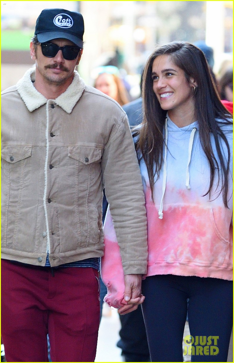 James Franco Amp Girlfriend Isabel Pakzad Couple Up For Nyc