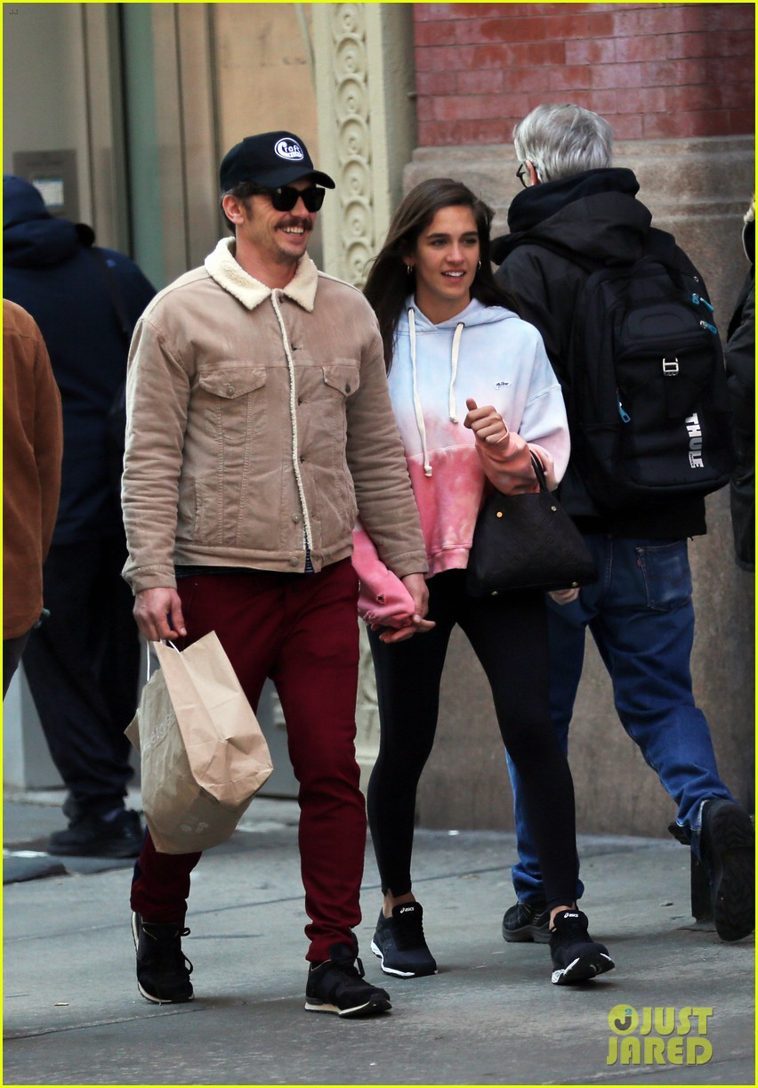 james franco girlfriend couple up in nyc 034068266