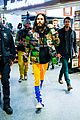 jared leto performs at penn station 02