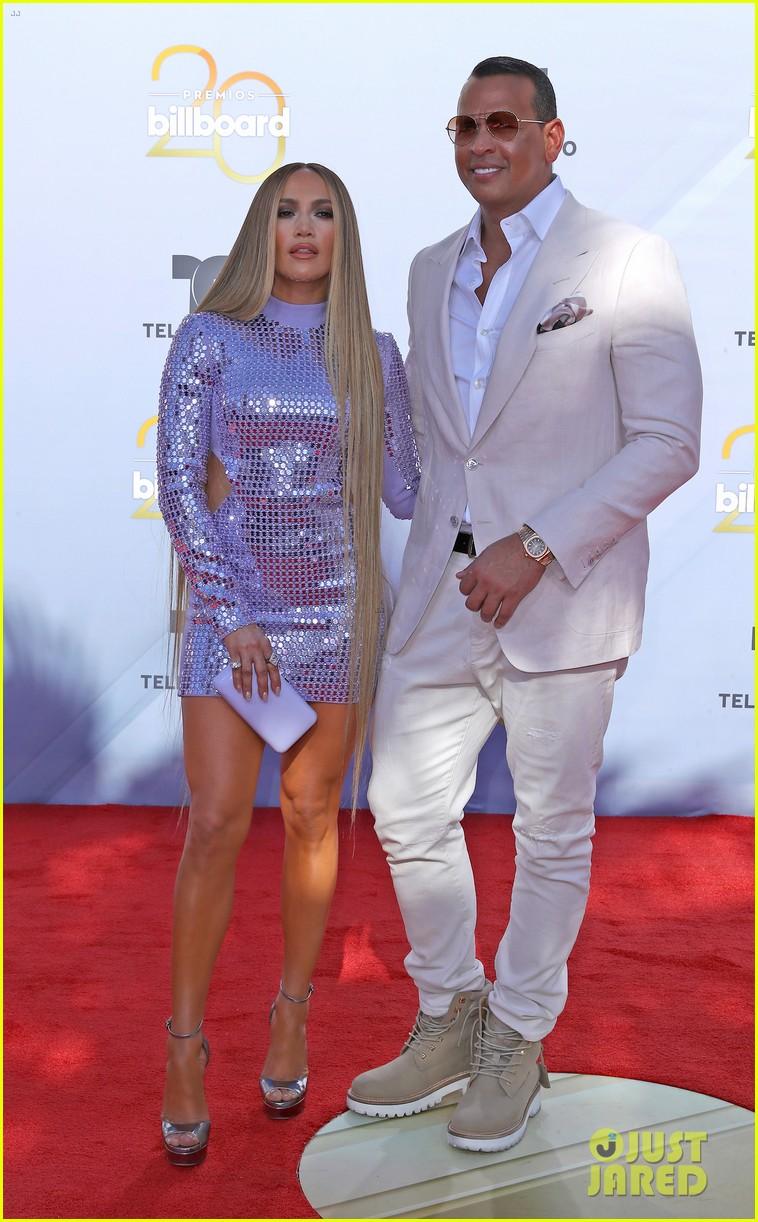 jennifer lopez alex rodriguez make one hot couple billboard latin awards 034073120