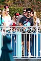 joe jonas and sophie turner get soaked at disneyland 05