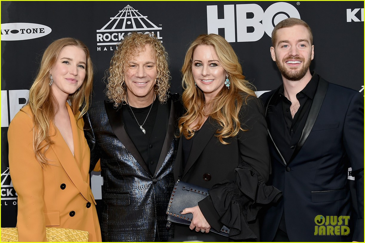 Bon Jovi Gets Inducted into Rock & Roll Hall of Fame ...