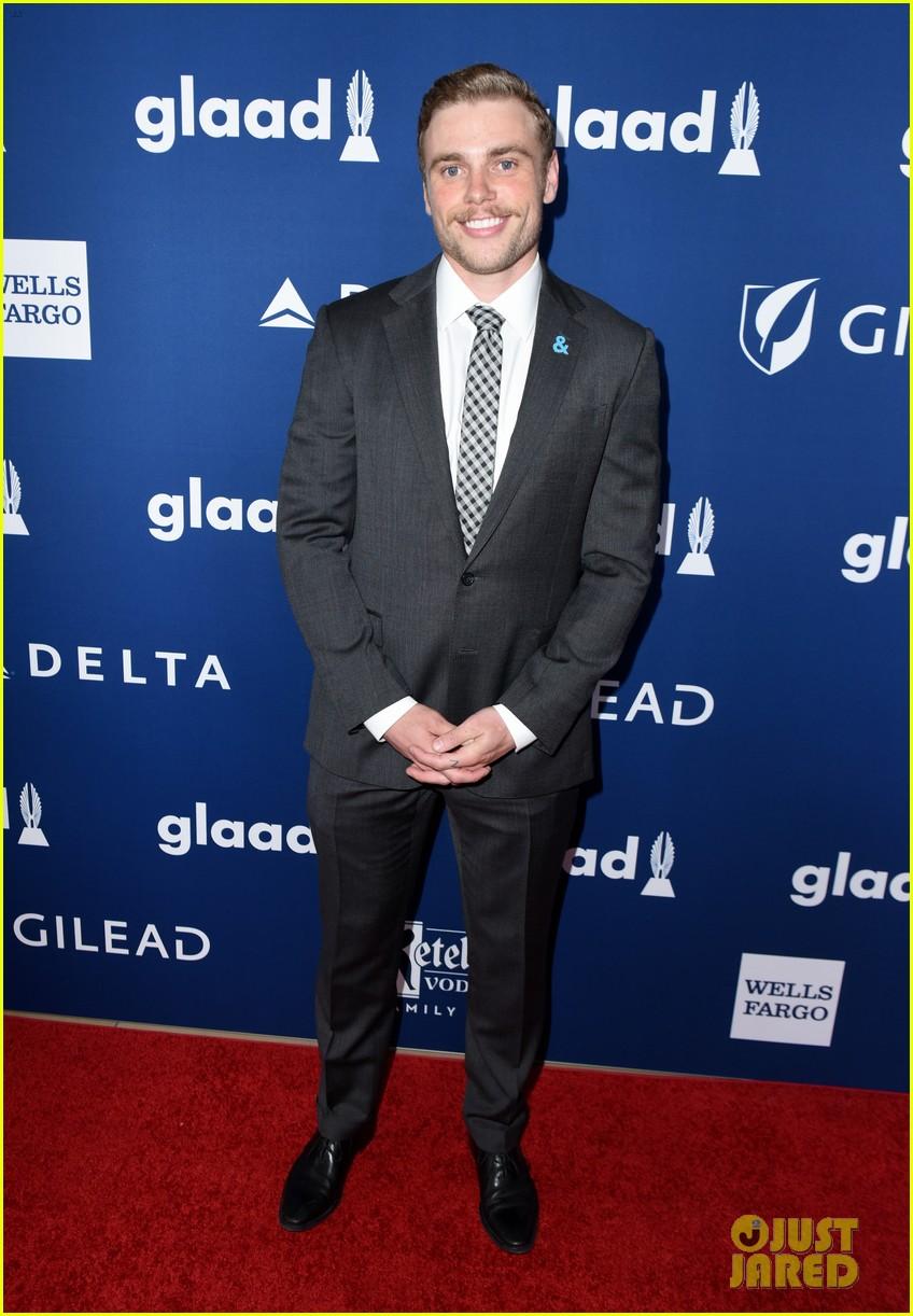 gus kenworthy adam rippon glaad media awards 044063617