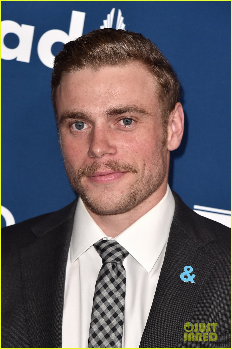 gus kenworthy adam rippon glaad media awards 094063622