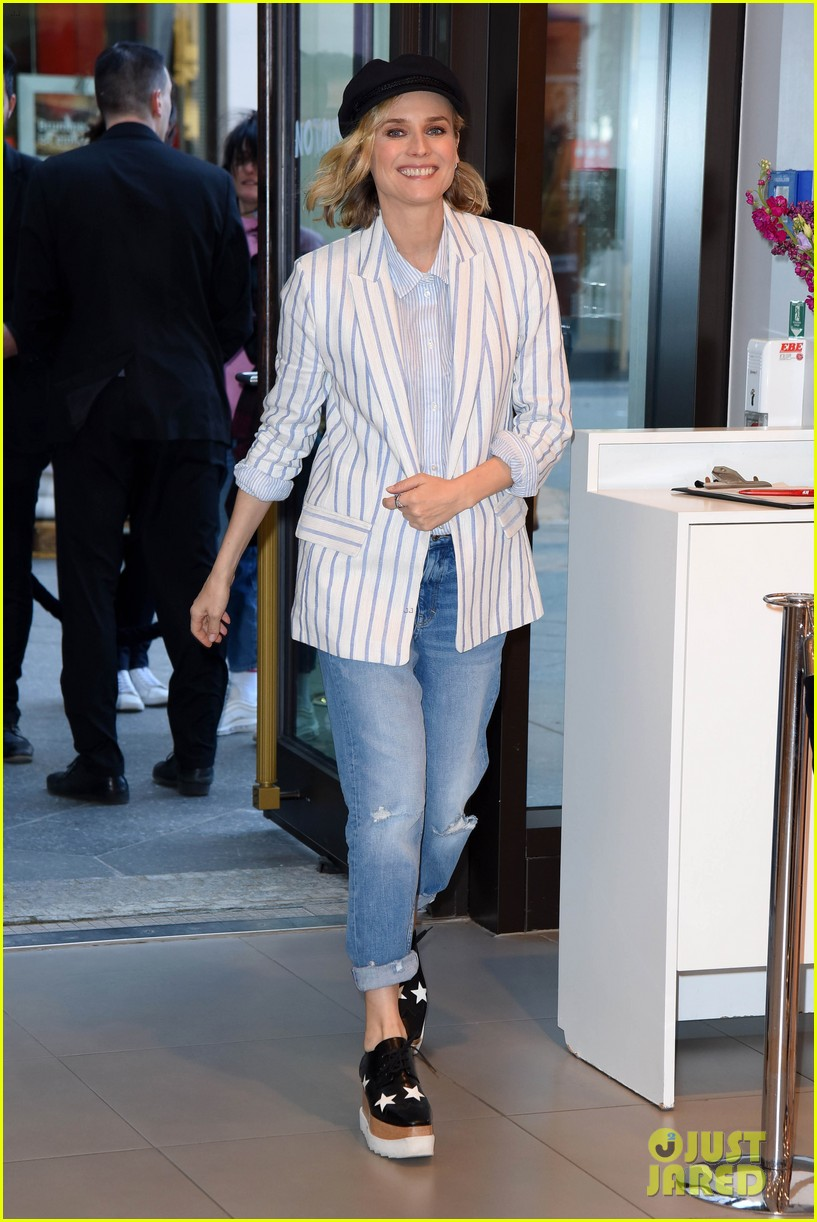 diane kruger launches her hm collection in germany 024072452