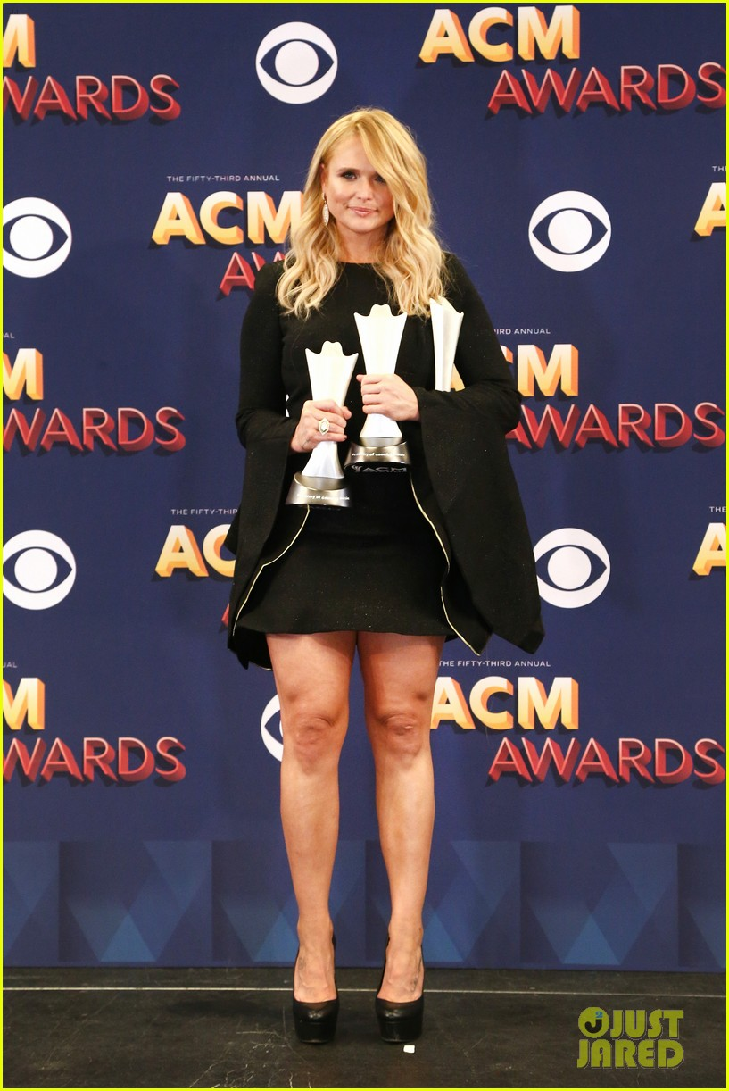 miranda lambert makes acm awards history 124065524